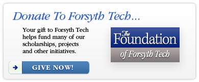 Donate to Forsyth Tech